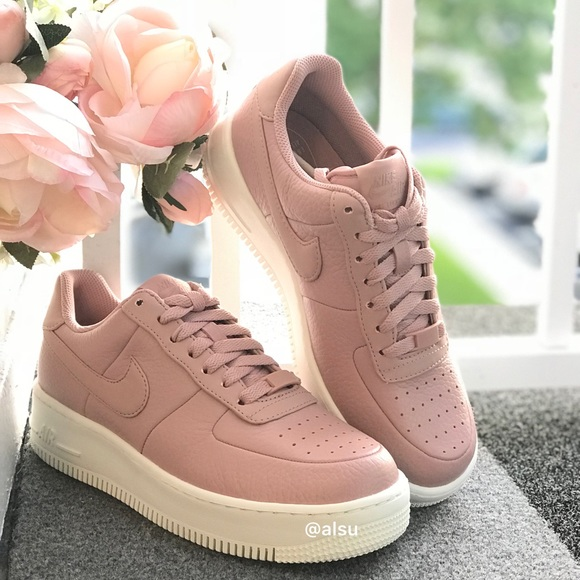 air force 1 particle pink